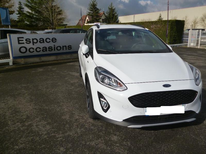 FORD Fiesta Active 1.0 EcoBoost 100ch Active X BVA